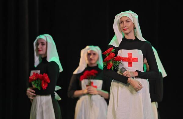 В Симферополе торжественно отметили столетие медицинского колледжа