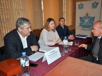 Министр здравоохранения принял участие в общерегиональном Дне приема граждан